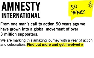 Amnesty International   Working to Protect Human Rights   Human Rights and the Will to be free   Scoop.it