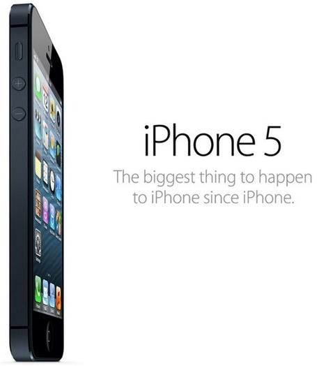 Unlocked iPhone 5 U.S. Pricing Revealed | Redmond Pie | Geek Trends | Scoop.it