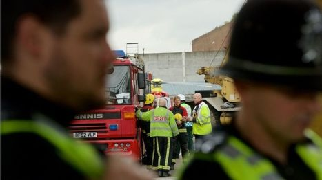 Five die in wall collapse at Birmingham recycling site - BBC News | Occupational and Environment Health | Scoop.it