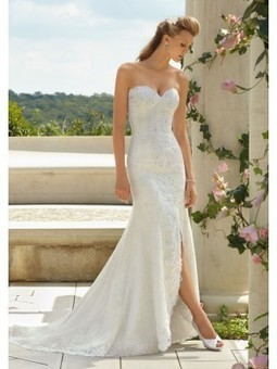 Mori Lee Voyage 6751 Wedding Dress | fashiondresses | Scoop.it