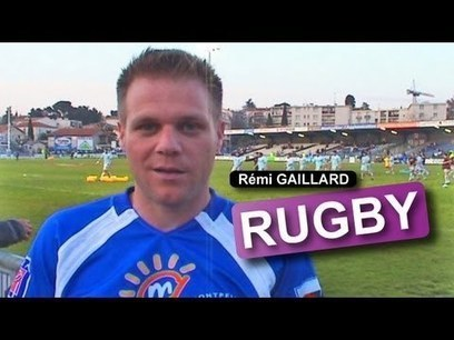 Rugby (Rémi GAILLARD)   Extra Income   Scoop.it