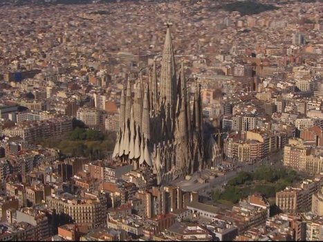 Barcelona's La Sagrada Familia Has Been Under Construction Since 1882  --  Here's What It Will Look Like When It's Done | Architecture | Scoop.it