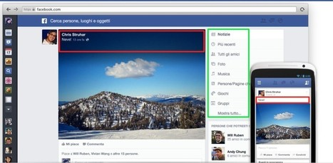 Come prepararsi al nuovo Newsfeed di Facebook | Davide Licordari | BlogItaList | Scoop.it