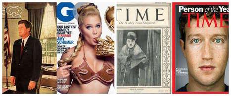 Zo zijn tijdschriften de afgelopen 100 jaar veranderd | Annerie's knipsels | Scoop.it