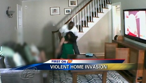 Home Invasion Caught On Nanny Cam | Arrested again: Deputies nab leader of a Tampa organized retail theft ring | Scoop.it