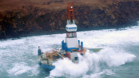Why Drilling in the Arctic is a Bad Idea | Lauri's Environment Scope | Scoop.it