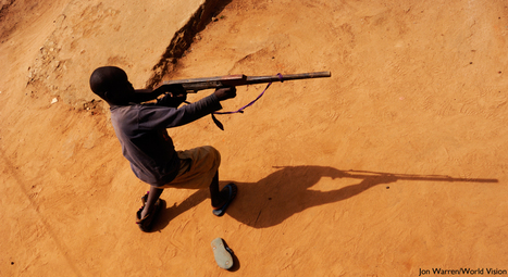 Should U.S. give a free pass to countries that use child soldiers?   WORLD VISION BLOG   Child Soldiers in the world   Scoop.it