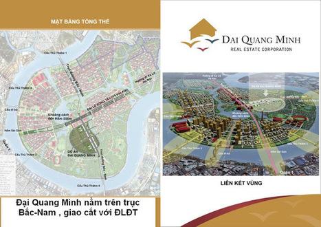 Tổng quan dự án - Dự án đất nền biệt thự Đại Quang Minh | Apartment for rent in Ho Chi Minh City - Viet Nam Nice Price | Scoop.it