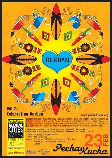 PechaKucha: Volume 7 | Digital Heritage, Digital Humanities ... | Digital Urbanism | Scoop.it