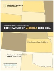 The Measure of America 2013–2014 — Measure of America: American Human Development Project | Connecticut Living | Scoop.it