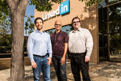 Microsoft to acquire LinkedIn - The Fire Hose | Veille et Intelligence Economique | Scoop.it