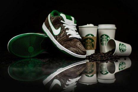 Faites le buzz avec les Nike Dunk Low SB Premium Starbucks   Arkko   Scoop.it