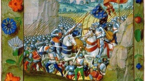 Azincourt 1415 : d'où venaient les chevaliers français morts à la ... - Francetv info | Généalogie et histoire, Picardie, Nord-Pas de Calais, Cantal | Scoop.it