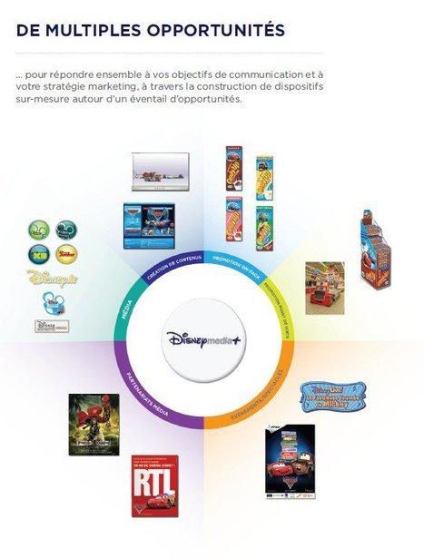 (Business) Disney est capable de proposer des solutions publicitaires aux milles et une formes (ou presque)... | Chaînes Disney (TV - Canalsat - Orange - Freebox - Neufbox ...) | Scoop.it