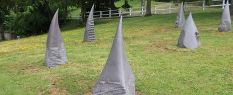 Châtel-Guyon : Exposition de Land Art dans le Parc thermal | Arts vivants, identité européenne - Living Arts, european Identity | Scoop.it