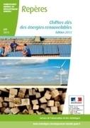 Chiffres clés des énergies renouvelables - Édition 2013 - Ministère du Développement durable   Eolien   Scoop.it