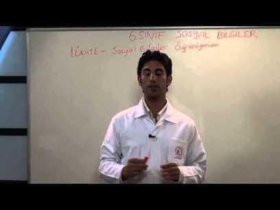 6. Sınıf Sosyal Bilgiler Dersi 2. Dönem 2. Yazılı Soruları | sonfiscom | Scoop.it