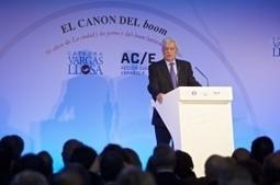 'boom', según Vargas Llosa - El Blog de la Biblioteca Virtual Miguel ... | boom latinoamericano | Scoop.it