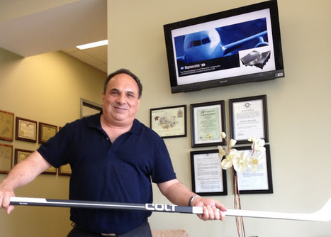 The Commercial Space Blog: Small Canadian Firm Uses Tiny Materials to Big Effect | More Commercial Space News | Scoop.it