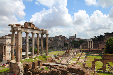 Is Our Republic Ending? 8 Striking Parallels Between the Fall of Rome and U.S. | Holistic Politics | Scoop.it