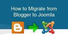 How to Import Blogger to Joomla | AWD | Web Designs | Scoop.it