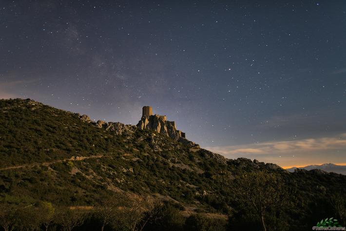 Le château de Quéribus, Aude, France | #TerresCathares | Scoop.it