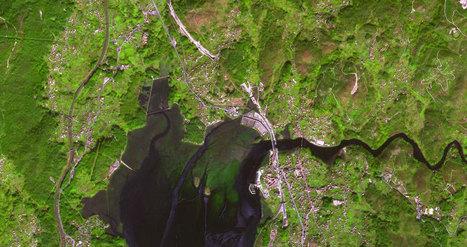 Detecting seagrass spatial features using Remote sensing | Remote Sensing of ocean & coastal waters | Scoop.it