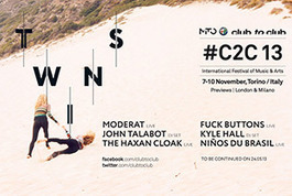 Club To Club returns for 2013 with Moderat | DJing | Scoop.it