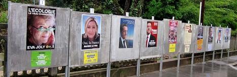 Les affiches des candidats (2) | Photos de LYonenFrance | LYFtv - Lyon | Scoop.it