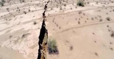 Huge Crack Appears in the Earth | LibertyE Global Renaissance | Scoop.it