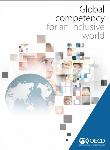 Global Competency for an inclusive World - OECD report | Accompagner la démarche portfolio | Scoop.it