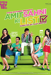 Amit Sahni Ki List 2014 Full Hindi Movie Watch Online DVDScr | watchhindiserialonline.com | Scoop.it