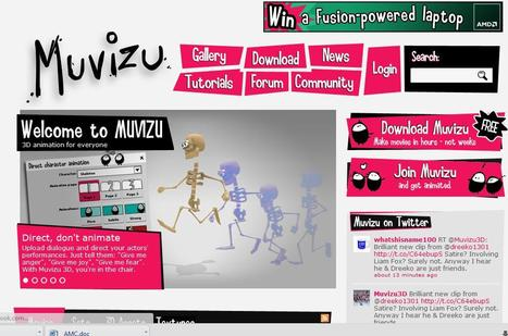 Muvizu | Social media kitbag | Scoop.it