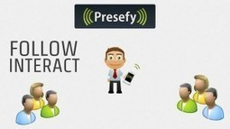 Broadcast your Presentation to Student Devices using Presefy - Instructional Tech Talk | NOLA Ed Tech | Scoop.it