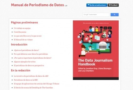Manual del Periodismo de Datos (en español) | Madres de Día Pamplona | Scoop.it