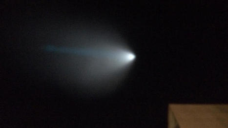 Navy launches second test missile off Southern California coast | Coastal Restoration | Scoop.it