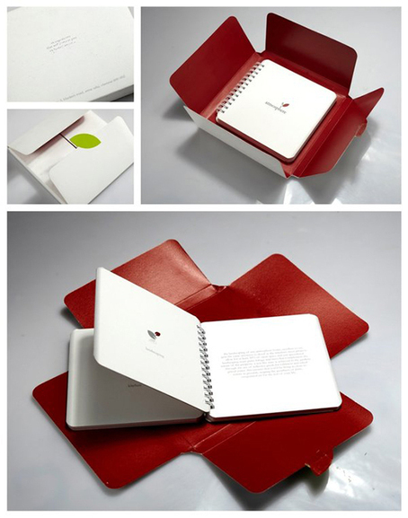 Creative ways to package your mail-outs   Graphic design   Creative Bloq   Graphic Design   Scoop.it