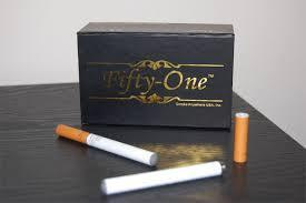 Why To Opt Electronic Cigarette Over Traditional One? | Fifty-One - Vapor Electronic Cigarette | Scoop.it