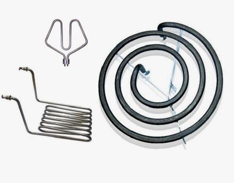 Resistencias para parrillas eléctricas ~ #DIRCASA - Proveedor Industrial | #DIRCASA - Automatización, Calor y Control | Scoop.it
