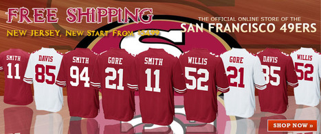 Niners Nike Jersey | Niners Jersey | Scoop.it