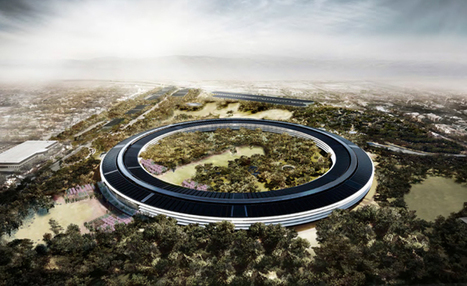 Why Apple's Suburban Spaceship Could Lose the War for Tech Talent | Wired Business | Wired.com | Urban design tools | Scoop.it