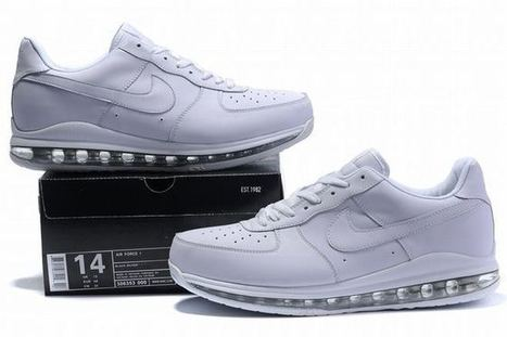 Nike Air Force 1 Size14 Size15 Big Shoes White   share and want   Scoop.it