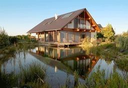 Combien coûte la construction d'une maison en bois ? | Immobilier | Scoop.it
