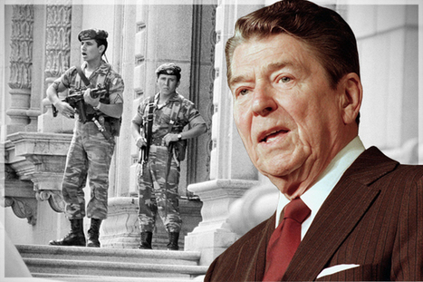 Ronald Reagan's genocidal secret: A true story of right-wing impunity in Guatemala | Upsetment | Scoop.it