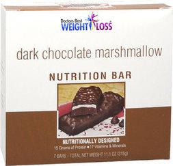Dark Chocolate Marshmallow Protein Bar | Diet Suppliment | Scoop.it