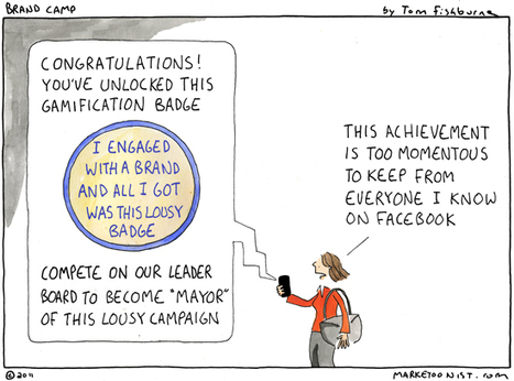 """Gamification"" cartoon 