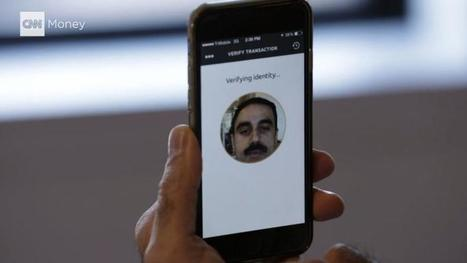 Mastercard veut lancer le paiement par selfie - Le Figaro | Applications Iphone, Ipad, Android et avec un zeste de news | Scoop.it