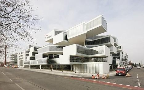 THE ACTELION BUSINESS CENTER - ALLSCHWIL SWITZERLAND/ HERZOG & DE MEURON ARCHITECTURE / | architecture & design  on dapaper mag | Scoop.it