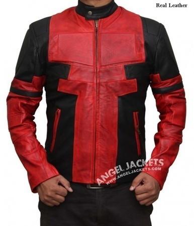 Deadpool Leather Jacket | Hollywood Update News | Scoop.it