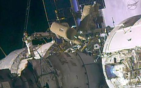 Problème d'antenne sur l'ISS: 2 cosmonautes sortent dans l'espace | Tout est relatant | Scoop.it